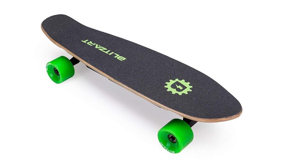 blitzart mini flash 28 electric skateboard