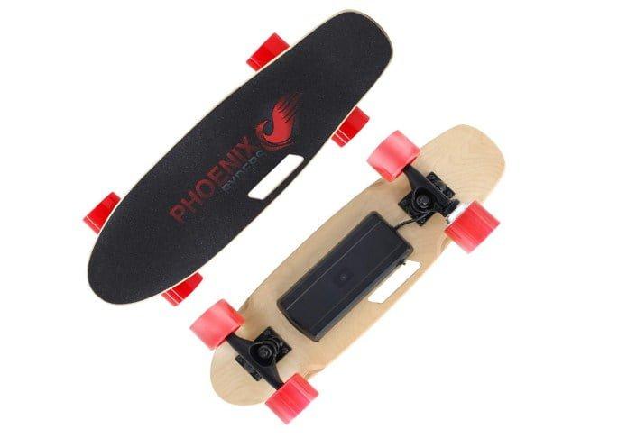 phoenix ryders electric skateboard review