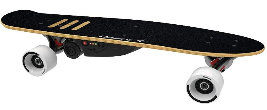 razorx cruiser electric skateboard review
