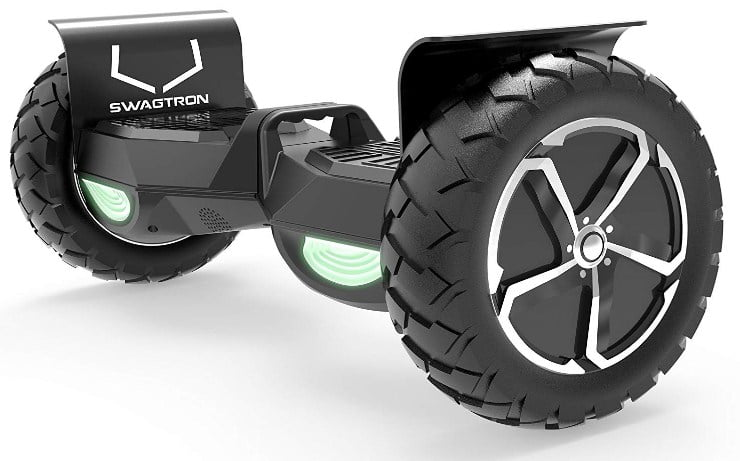 swagtron swagboard outlaw t6 review