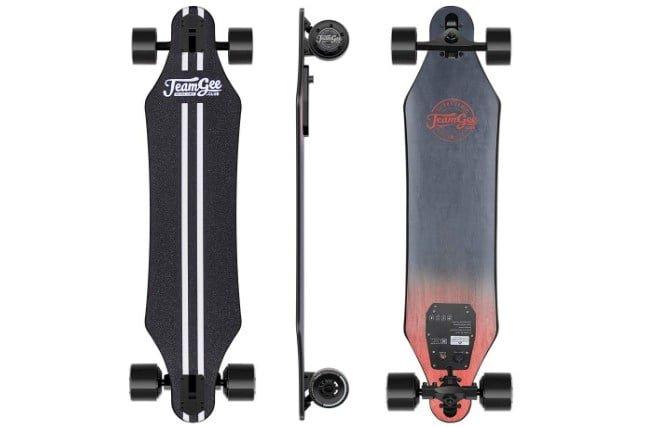 teamgee h5 37 electric skateboard