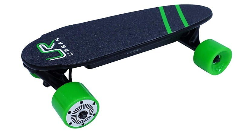 urban portable mini electric skateboard review