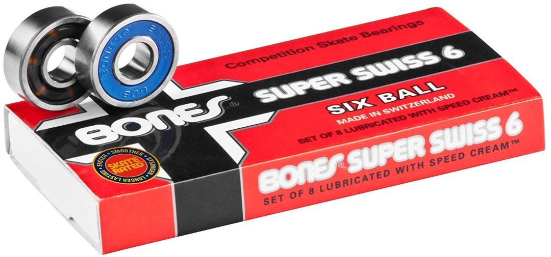 Bones Super Swiss 6