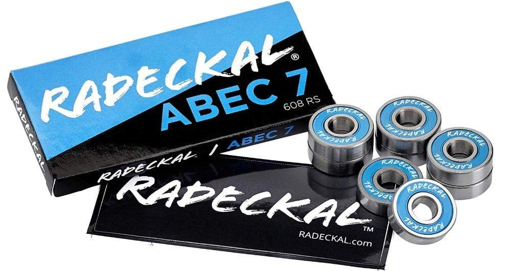Radeckal Blue ABEC 7